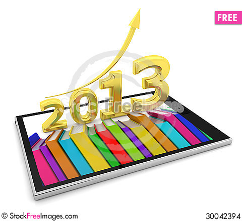 Free Sales Of Tablets Stock Images - 30042394