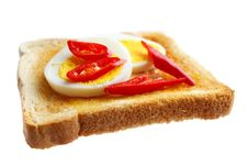 Free Toasted Bread Stock Photo - 30041450