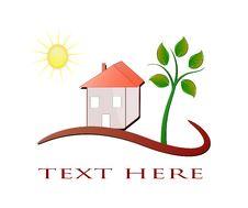Free Country Landscape Logo Stock Image - 30042301