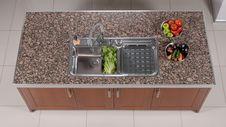 Free Clean Modern Kitchen Royalty Free Stock Photos - 30042708