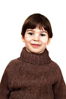Free Little Girl Portrait Stock Images - 30043004