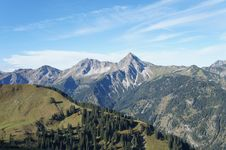 Free Mountain World In Tyrol, Austria Royalty Free Stock Image - 30045686