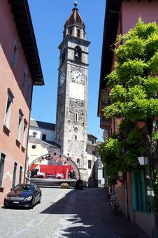 Free Ascona In The Italian Switzerland Stock Photo - 30046230
