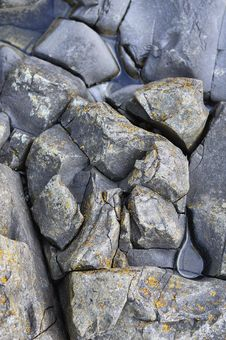 Free Close Up View Of Giant S Causeway Royalty Free Stock Image - 30047196