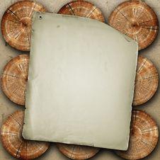 Free Grunge Wood Background Stock Image - 30048121