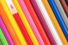 Free Crayons Royalty Free Stock Photo - 30052835
