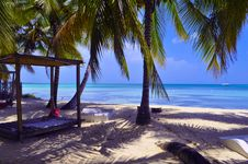Free Caribbean Landscape Royalty Free Stock Photography - 30057287