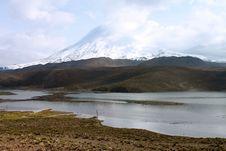 Free The Parinacota Volcano Stock Photos - 30061043