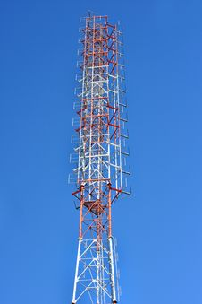Free Telecommunication Tower Royalty Free Stock Image - 30063606