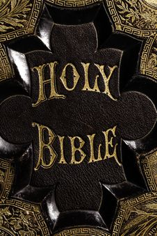 Free Holy Bible Front Royalty Free Stock Images - 30067209
