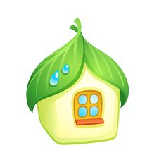 Free Eco Home Stock Image - 30071521
