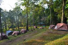 Free Camping At Chiang Mai Royalty Free Stock Images - 30071539