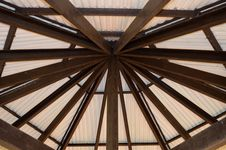 Free Roof Structure Stock Photography - 30071542