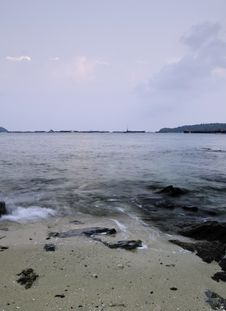 Free Si-chang Island, Chonburi, Thailand Royalty Free Stock Photos - 30071818
