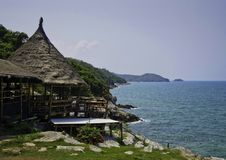 Ko Si Chang Island In Thailand Stock Photography