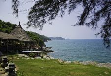 Free Si Chang Island, Sea View Of Eastern In Thailand Stock Photo - 30072100