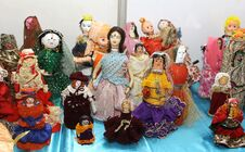 Free Dolls Royalty Free Stock Photo - 30074635