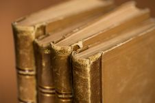 Free Old Books Stack Stock Photos - 30078933