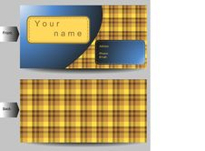 Free Abstract Business Card Royalty Free Stock Photography - 30081547