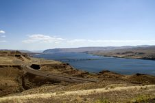 Free Columbia River Crossing Royalty Free Stock Photos - 30083808