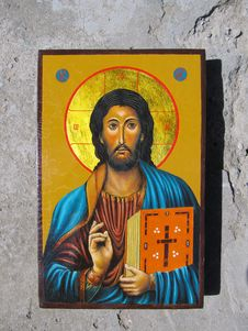 Free Icon Of The Savior Royalty Free Stock Images - 30088119