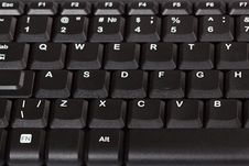 Free Keys Are A Computer Keyboard Royalty Free Stock Photos - 30092698