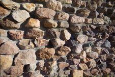 Free Stone Wall Stock Image - 30093121