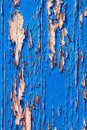 Free Wooden Door, Old Blue Paint Royalty Free Stock Image - 3011416