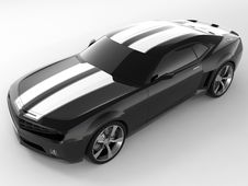 Free Chevrolet Camaro Concept 2009 Stock Photo - 3010200