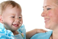 Free Smiling Mother Stock Photography - 3010532