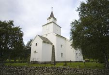 Free Norwegian Church Stock Photo - 3010580