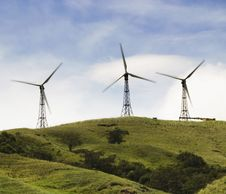 Free Wind Power Stock Image - 3010761