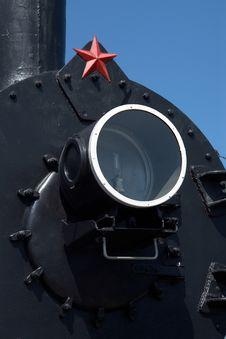 Free Steam Locomotive Headlight Royalty Free Stock Photo - 3011615
