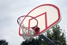 Free Basketball Hoop Stock Photo - 3012560