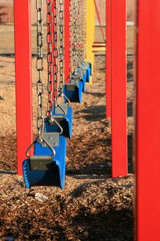 Free Abstract Swings Royalty Free Stock Photos - 3013308