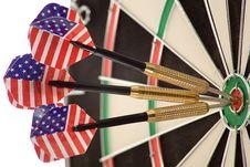 Free Bullseye 2 Stock Image - 3013501