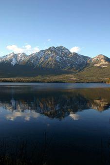 Free Mountain Reflection Stock Photos - 3013593