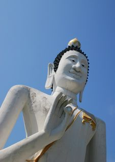 Free Buddhist Statue Royalty Free Stock Photo - 3014085