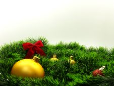 Free Christmas Decoration And Feeli Stock Images - 3014214