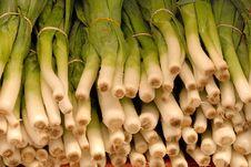 Free Green Onions Royalty Free Stock Photos - 3016538