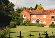 Free English Rural Cottage Stock Images - 3016904