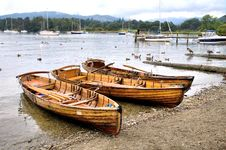 Free Wooden Boats Stock Images - 3017254