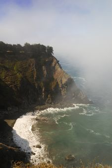 Free Big Sur Coastline Stock Photos - 3017663
