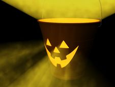 Free Spooky Bucket Stock Photo - 3018110