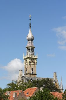 Free Church Tower Stock Photos - 3019073