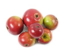 Free Red Apples On White Royalty Free Stock Photos - 3019668