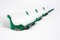 Free Snow On The Benches. Stock Photo - 30103000