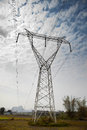 Free High Voltage Power Tower Stock Photography - 30105382