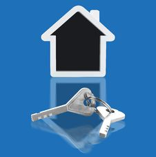 Free House Key And Home Stock Images - 30106514