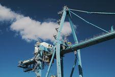 Free Crane Stock Image - 30109011